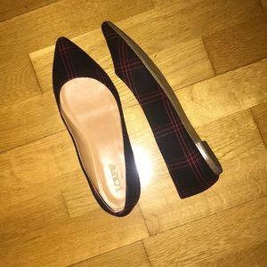 Jcrew pointed toe flats
